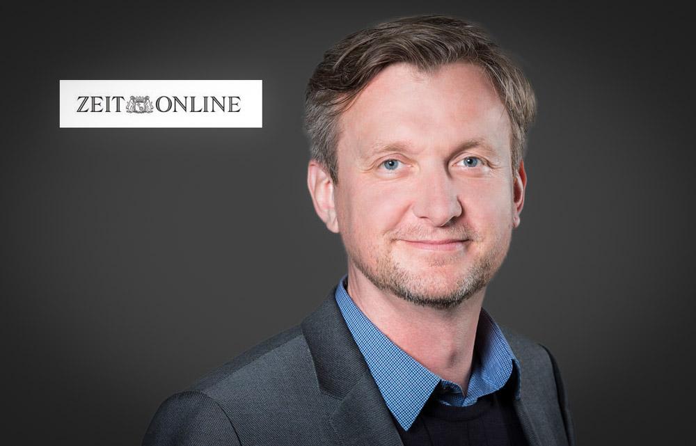 Jochen Wegner @ zeitonline