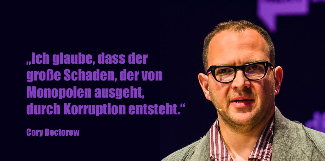 Cory Doctorow 2014 | Foto: Dan Taylor/Heisenberg Media, CC BY 2.0